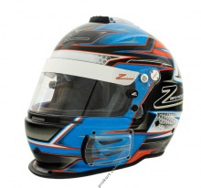 Шлем Zamp Racing CMR2017 Blue/Orange